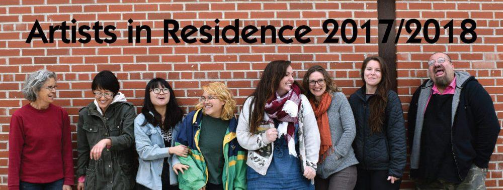 artists in residence Medalta