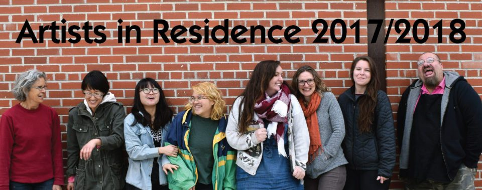 artists in residence Medalta