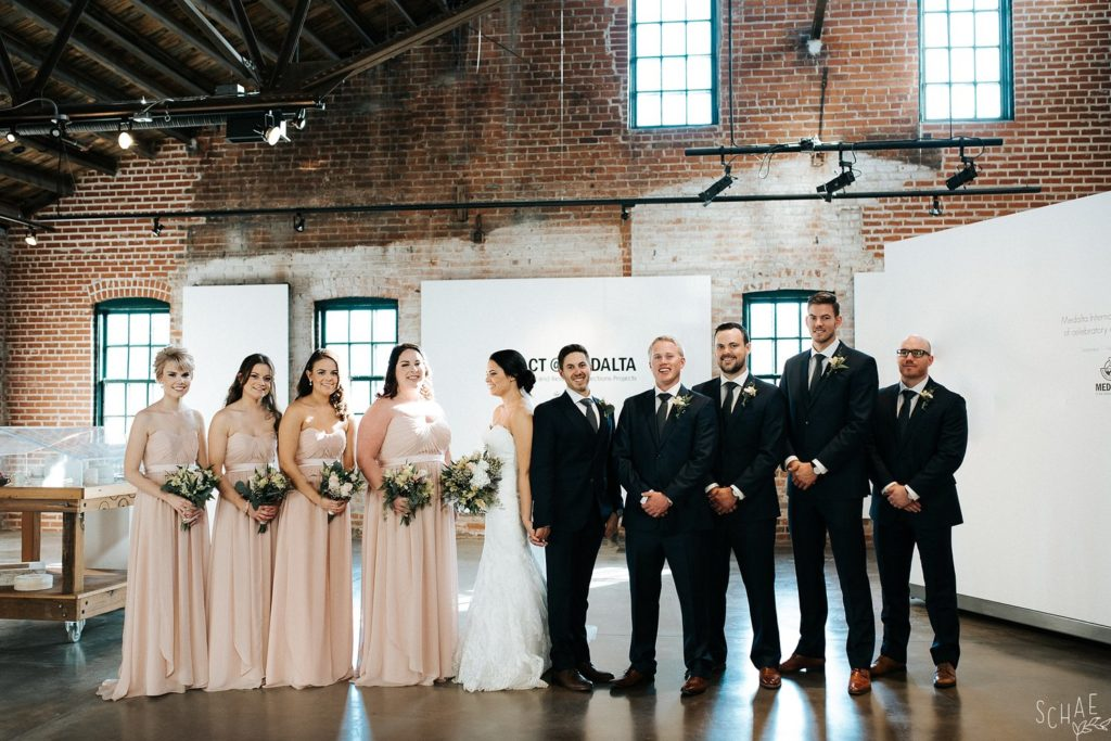 Medalta event wedding