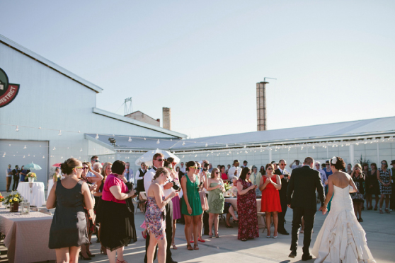 Medalta wedding