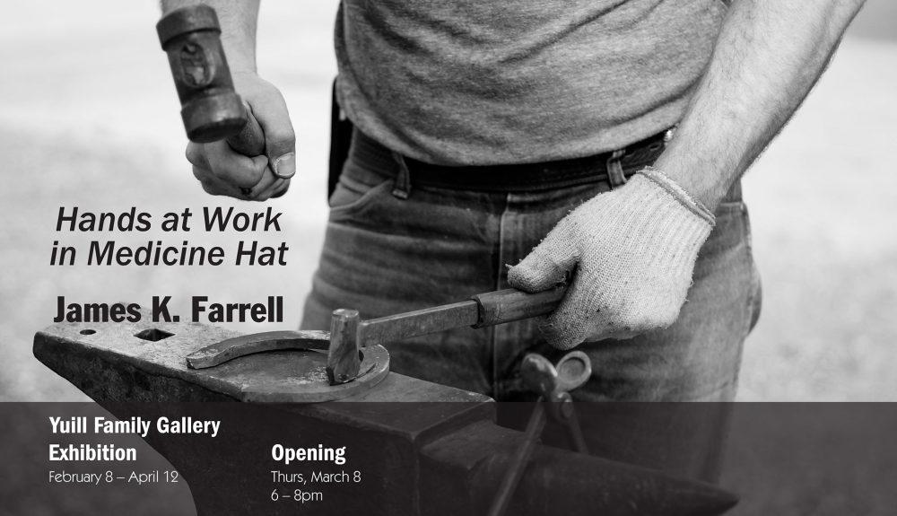 James K Farrell
