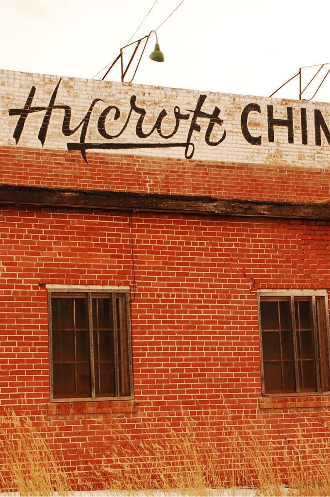 Hycroft China